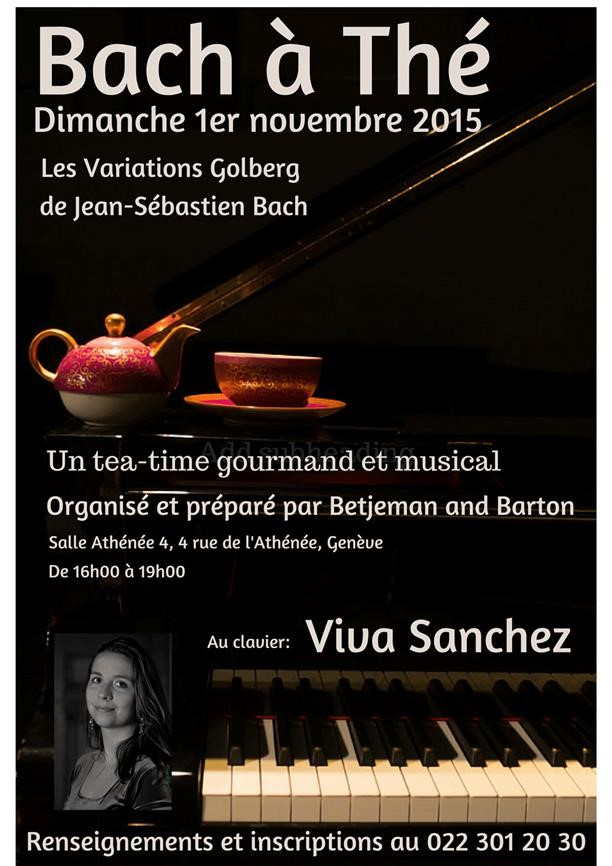 Concert Bach a The