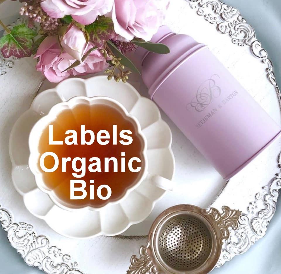 Tisanes Organic-Bio